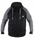 Preston Innovations BLACK CELCIUS ZIP HOODIE
